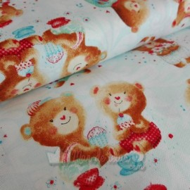 Patchwork Sweet Teddy